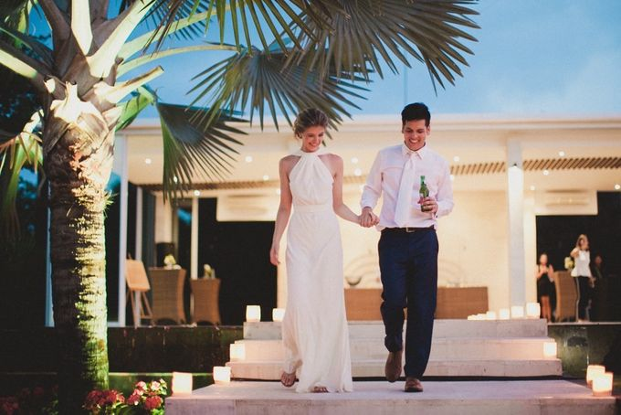 Cliare & Phi Wedding by Pixeldust Wedding Photography - 033