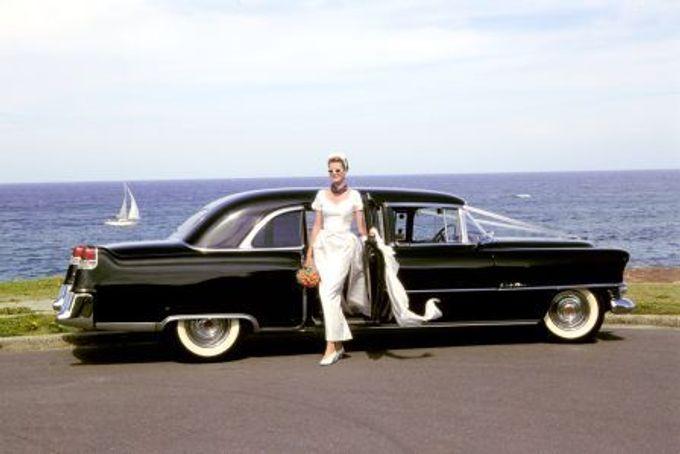 Cadillac Fleetwood 1954 Limousine by Tic Tac Tours & Premier Limousines - 010