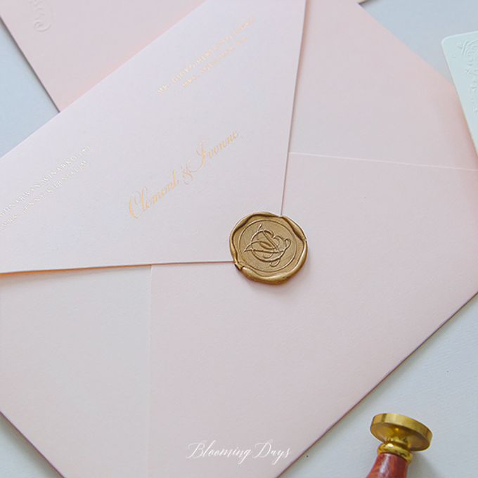 LUMINUOUS GLASS HOUSE by BloomingDays Invitation Studio - 004