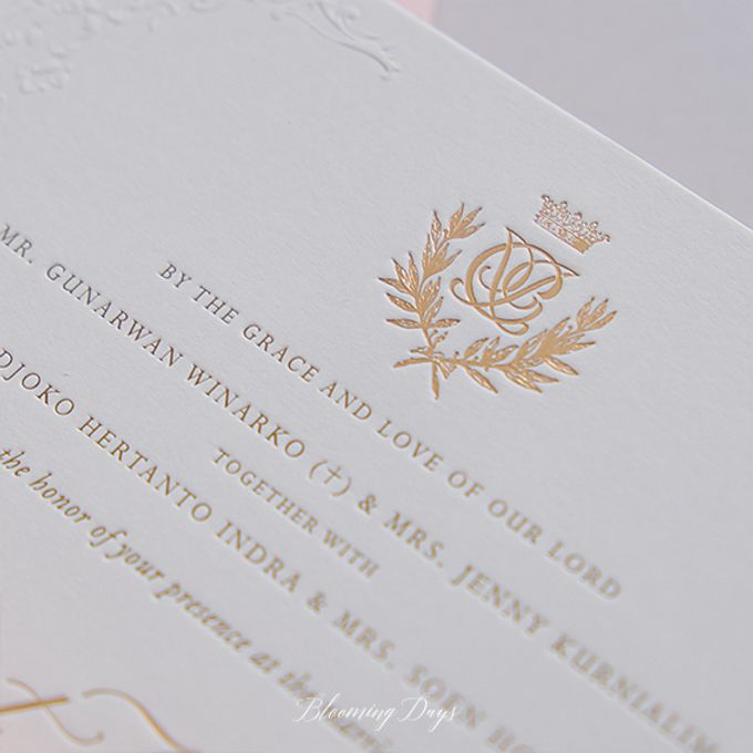 LUMINUOUS GLASS HOUSE by BloomingDays Invitation Studio - 007