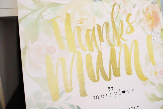 Thanks Mom by MerryLove Weddings - 012