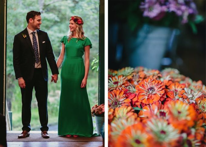 Mexican themed wedding by Wild Blossom Flowers - 013