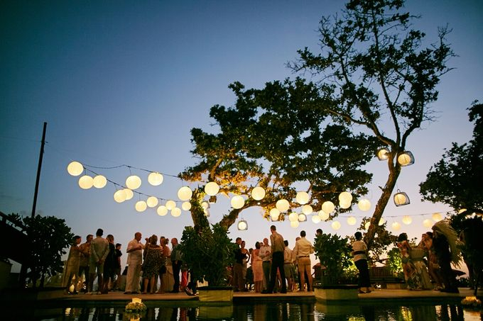 Wedding Ceremony and Dinner Reception by The Seminyak Beach Resort & Spa - 001