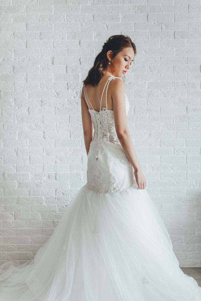 Wedding Gown Shoot by The Gown Connoisseur - 004