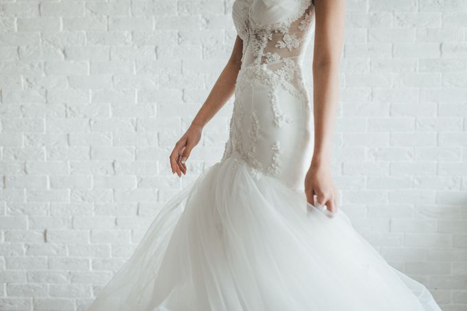 Wedding Gown Shoot by The Gown Connoisseur - 001