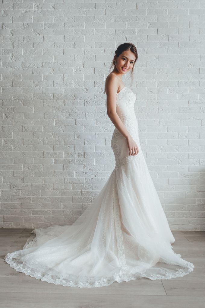 Wedding Gown Shoot by The Gown Connoisseur - 006