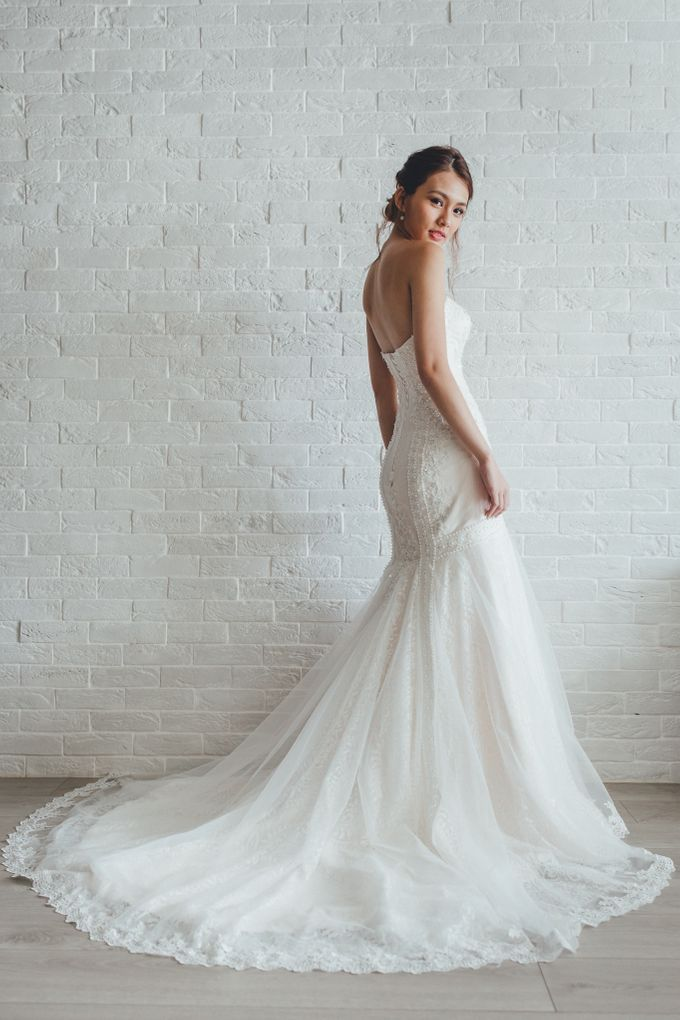 Wedding Gown Shoot by The Gown Connoisseur - 007