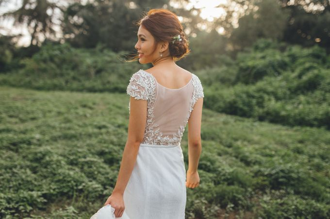 Wedding Gown Shoot by The Gown Connoisseur - 016