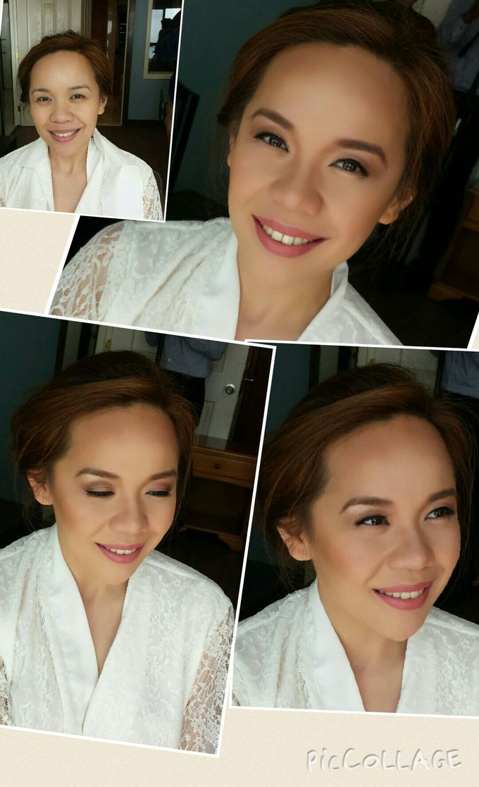 Airbrushed Brides by Makeupbykristine - 001