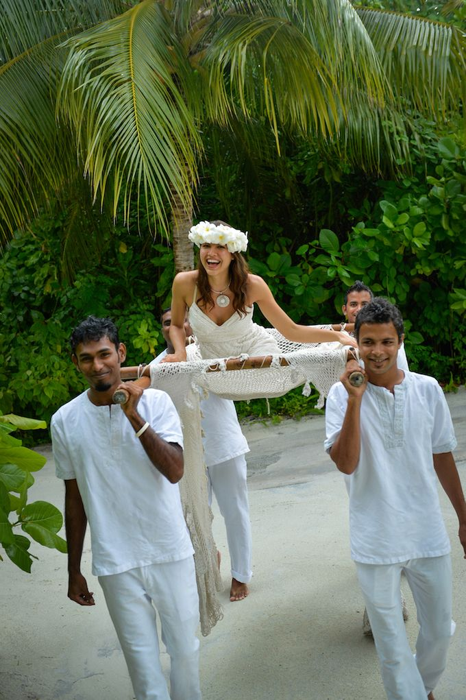 Weddings at Conrad Maldives Rangali Island by Conrad Maldives Rangali Island - 008