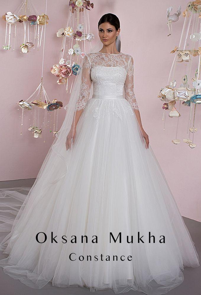 Wedding collection 2016 by OKSANA MUKHA - 012