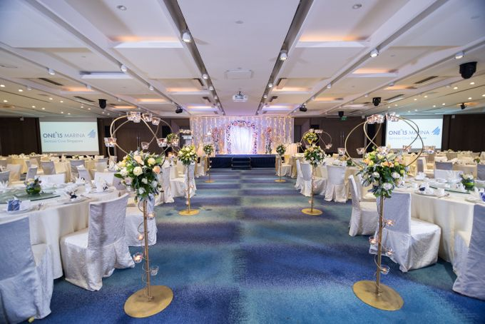 Constellation Ballroom at ONE15 Marina by ONE°15 Marina Sentosa Cove, Singapore - 002