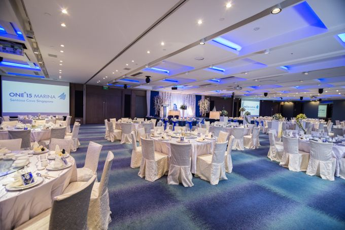 Constellation Ballroom at ONE15 Marina by ONE°15 Marina Sentosa Cove, Singapore - 005