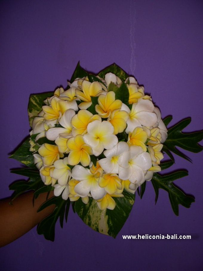 WEDDING BOUQUET by HELICONIA  Bali - 001