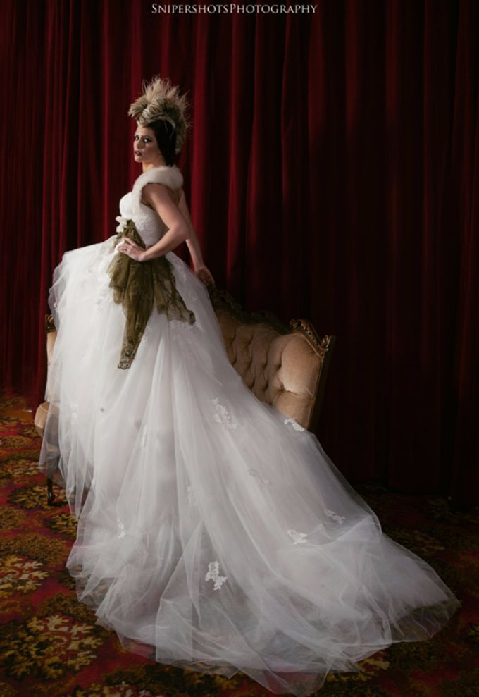 The Dress by Judith Penak Couture - 001