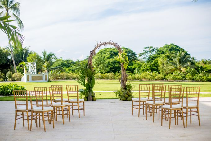 The Island Wedding by Weddings by Cacique - 013