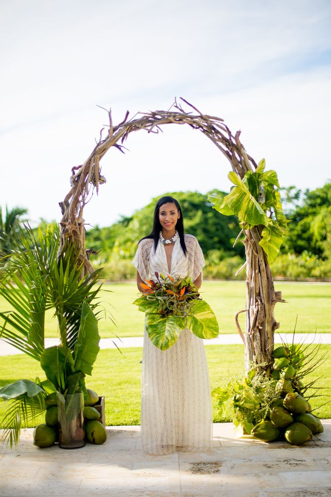 The Island Wedding by Weddings by Cacique - 014