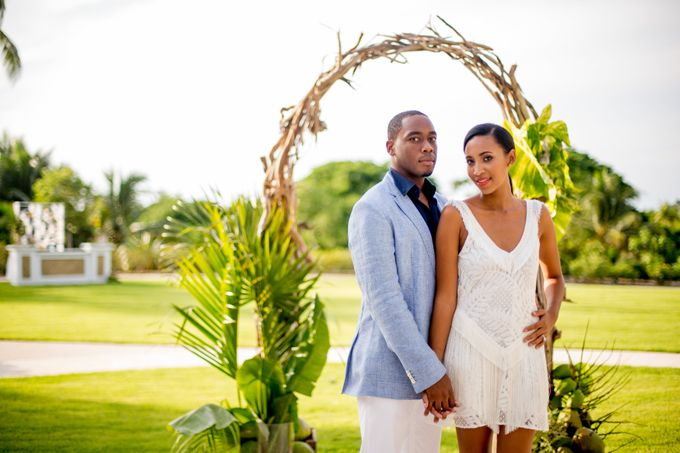 The Island Wedding by Weddings by Cacique - 019