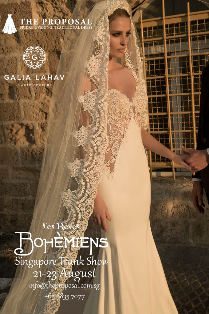 Les Reves Bohemiens Trunk Show 21-23 Aug by The Proposal - 004