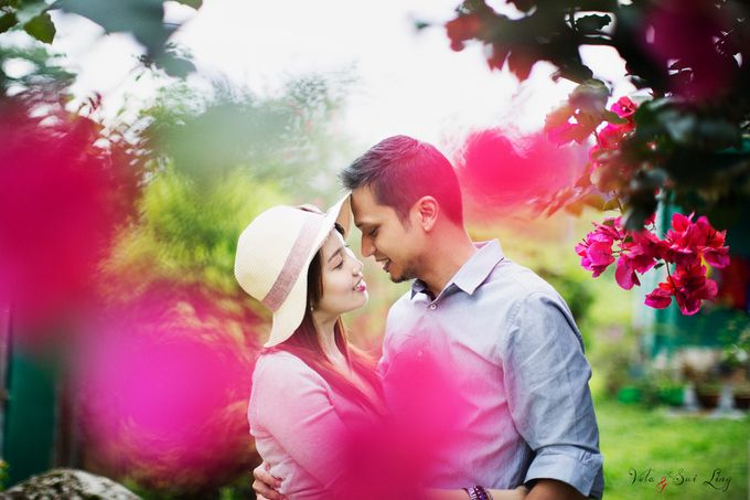 The best of  Pre-Wedding in Cameron Highland by maxtography - 018