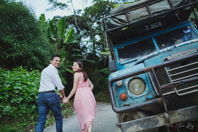The best of  Pre-Wedding in Cameron Highland by maxtography - 020