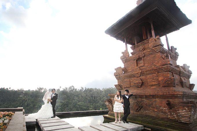 Wedding of Dede and Ivonne Kadiman by Mandapa, a Ritz-Carlton Reserve - 002