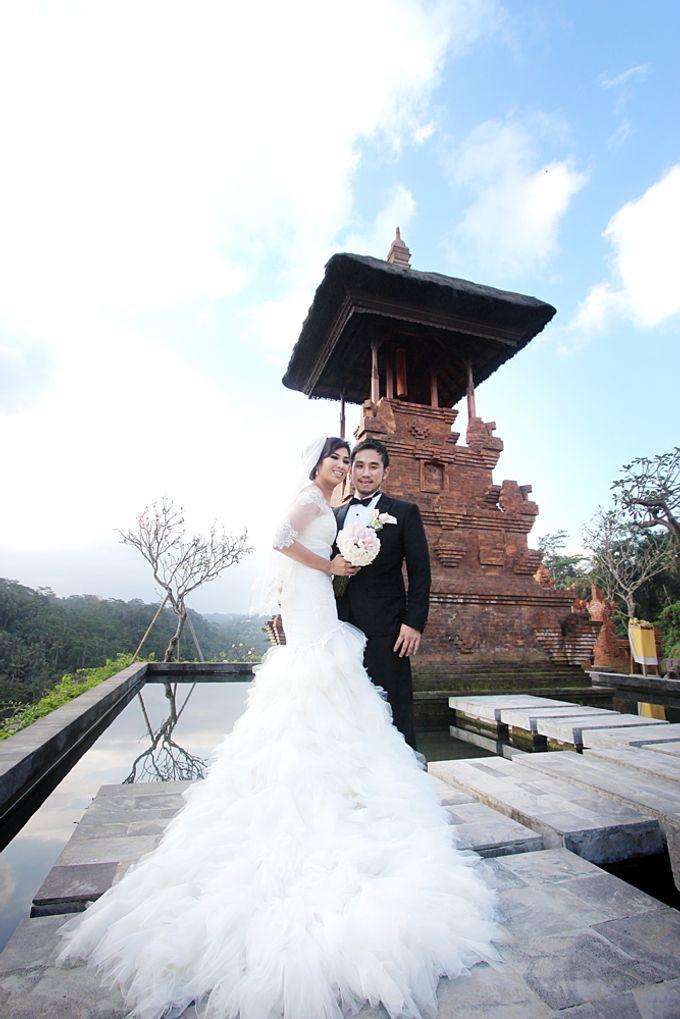 Wedding of Dede and Ivonne Kadiman by Mandapa, a Ritz-Carlton Reserve - 001