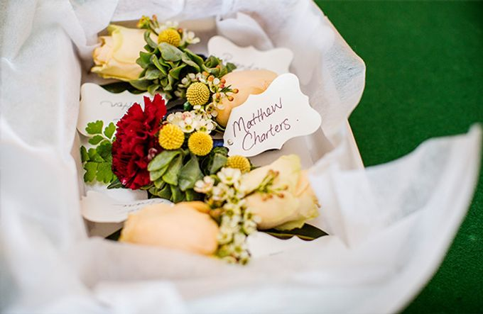 Courtney & Matthew by Sydney Floral Events - 002