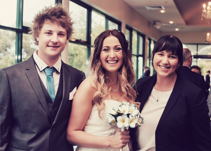 Lighthearted and modern wedding ceremonies by Camille Abbott - Marriage Celebrant - 003