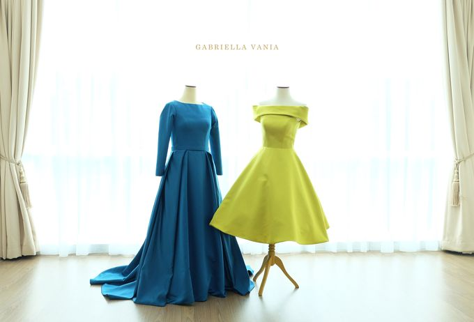 Family Gowns (Mother / Sister Gown) by GV by Gabriella Vania - 008