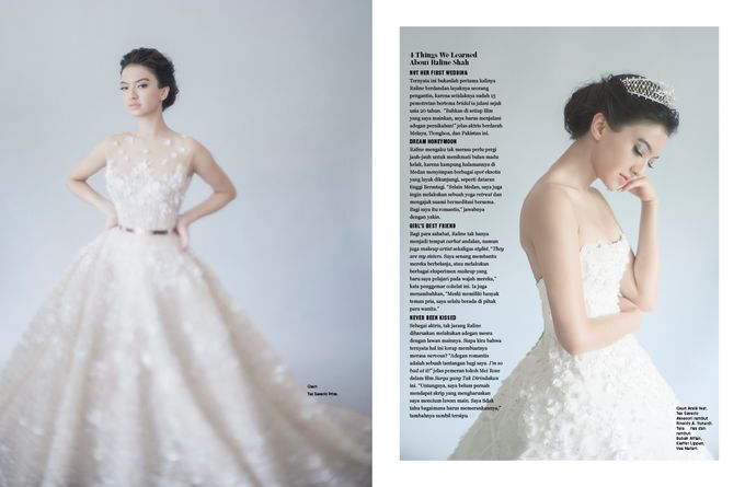 ARALE feat TEX SAVERIO Collection for RALINE SHAH at BRIDESTORY Magazine Second Edition by Davy Linggar Photography - 005