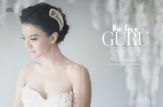 ARALE feat TEX SAVERIO Collection for RALINE SHAH at BRIDESTORY Magazine Second Edition by Davy Linggar Photography - 002