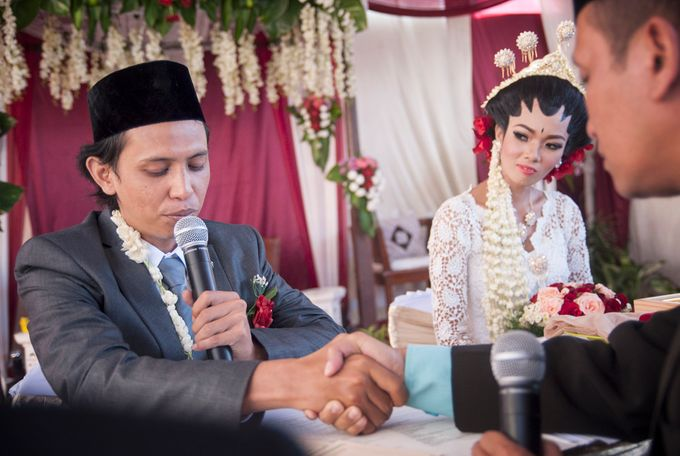 Mayang n Cora Wedding Ceremony by MAKAiO.Co - 002