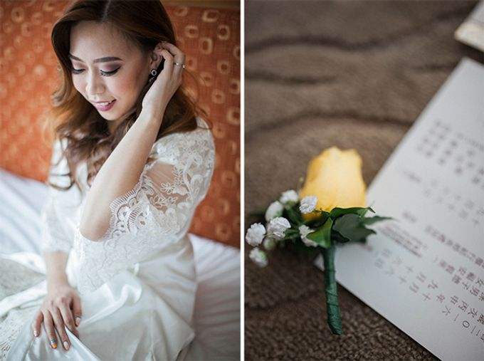 Crowne Plaza Ortigas Wedding by Lloyed Valenzuela Photography - 016