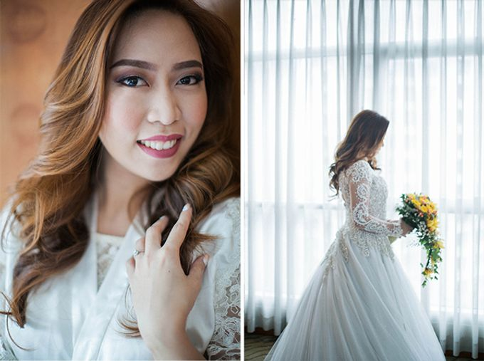 Crowne Plaza Ortigas Wedding by Lloyed Valenzuela Photography - 027