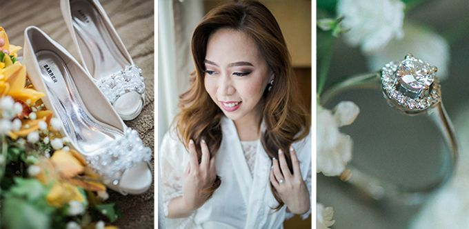 Crowne Plaza Ortigas Wedding by Lloyed Valenzuela Photography - 033