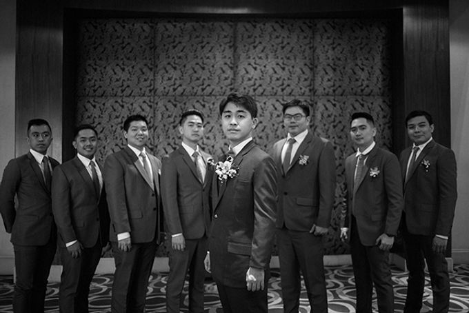 Crowne Plaza Ortigas Wedding by Lloyed Valenzuela Photography - 044
