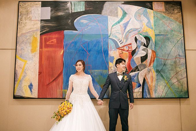 Crowne Plaza Ortigas Wedding by Lloyed Valenzuela Photography - 046