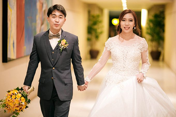 Crowne Plaza Ortigas Wedding by Lloyed Valenzuela Photography - 047