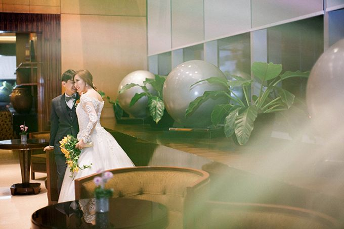 Crowne Plaza Ortigas Wedding by Lloyed Valenzuela Photography - 048