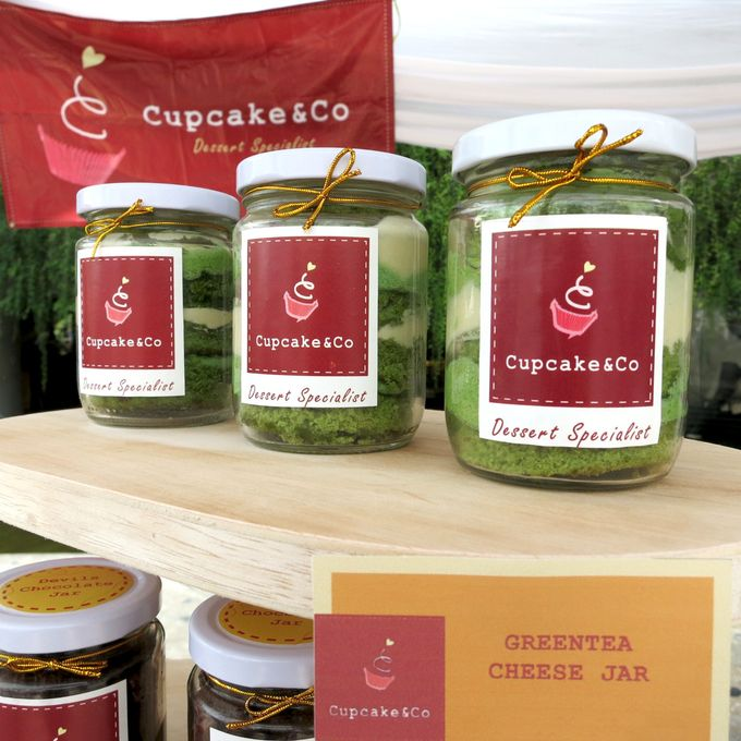 Cake in Jar by Cupcake&Co - 001