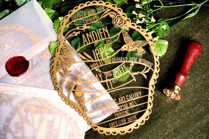 Wedding Invitation by Cutteristic - 003