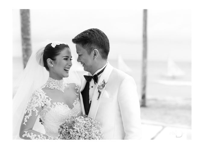 CELEBRITY Wedding Chiz and Heart by pat dy photography - 042