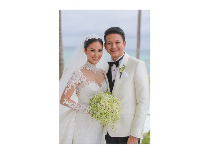 CELEBRITY Wedding Chiz and Heart by pat dy photography - 043