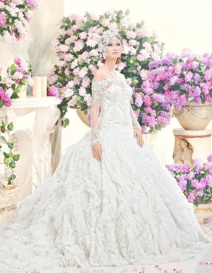 Floral Bride by PerakMas Exclusive Wedding's Portfolio - 001