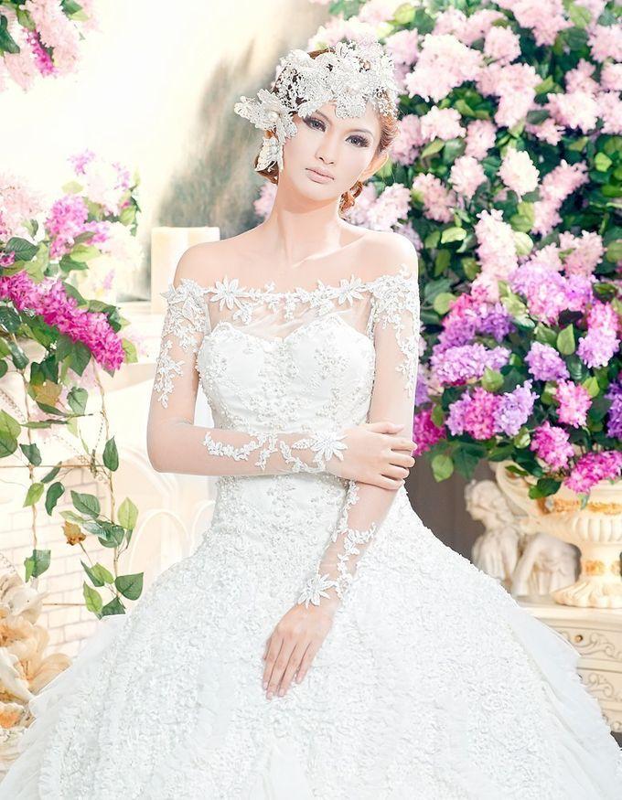 Floral Bride by PerakMas Exclusive Wedding's Portfolio - 002