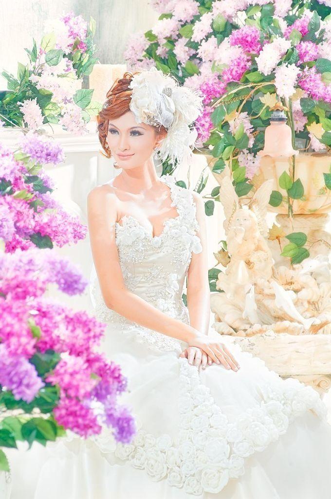 Floral Bride by PerakMas Exclusive Wedding's Portfolio - 003