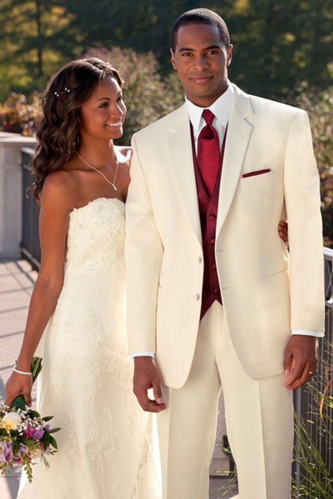 Tuxedo by Casablanca Bridal And Tuxedo - 001
