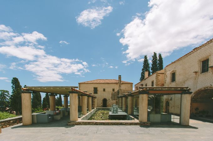 Elegant Wedding at a Mansion-Hotel in Peloponnese by Dreams In Style - 001