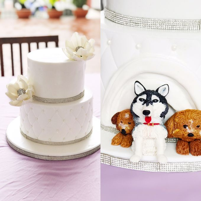 Wedding Cakes by The Quirky Taste - 009